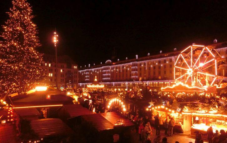 Weihnachtsmarkt In Dresden.584 Dresdner Striezelmarkt 2018 Striezelmarkt Dresdner