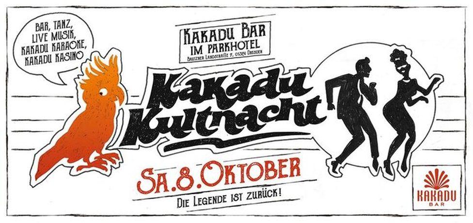 die kakadu kultnacht eine legende kehrt zur ck parkhotel dresden kakadu bar alle. Black Bedroom Furniture Sets. Home Design Ideas