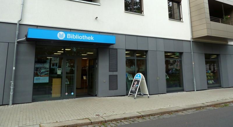 Bibliothek Südvorstadt