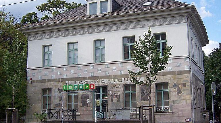Altes Wettbüro Wikipedia