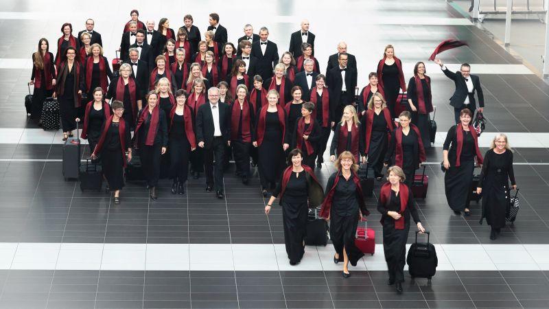 Großer Chor der Singakademie Dresden