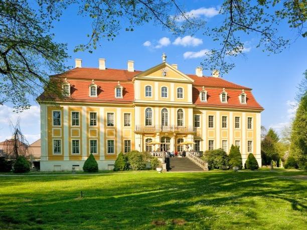 Barockschloss Rammenau Foto schlösserland-sachsen.de