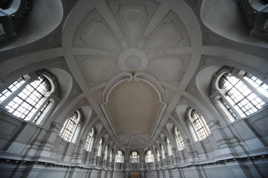 Kathedale Dresden (Hofkirche) - Innenansicht Foto PR