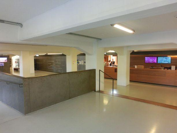 Foyer Technische Sammlungen Foto EMODD-4
