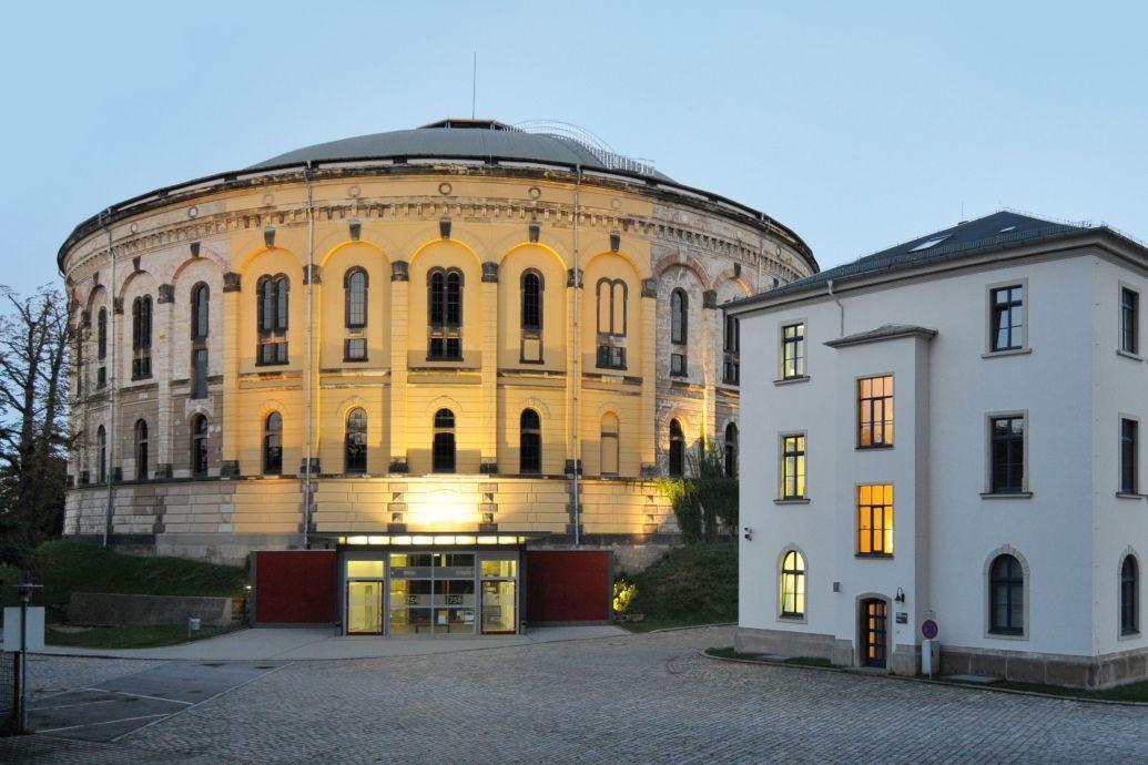 Panometer Dresden (c) asisi