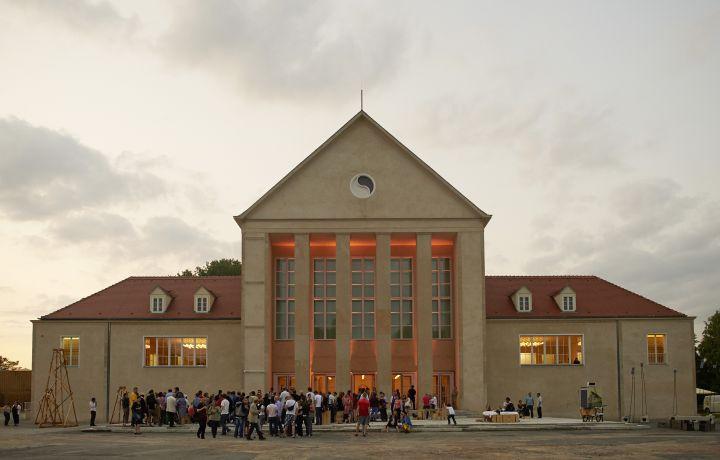 Festspielhaus Hellerau Foto