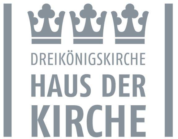 Logo Dreikönigskirche_grau