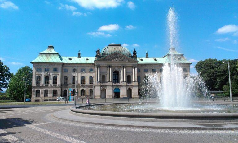 Japanisches Palais Dresden (c) EMOD