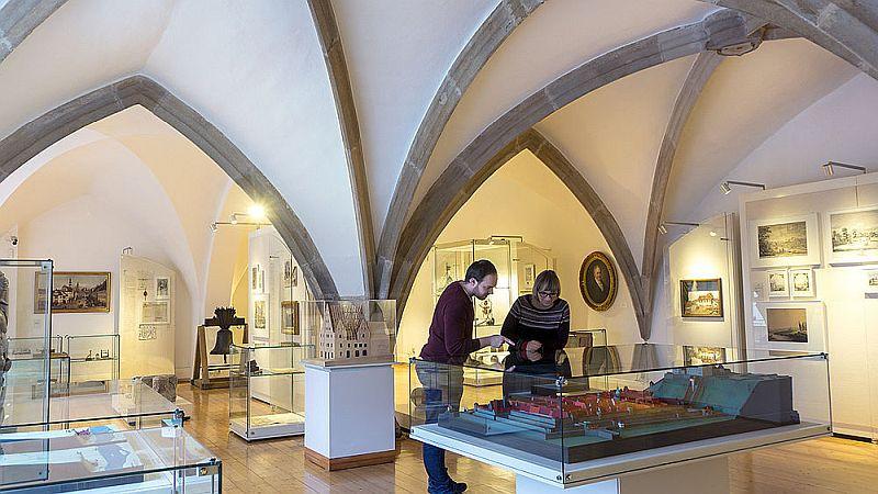 Dauerausstellung Pirna-Stadtmuseum (c) KTP