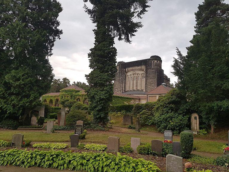 Urnenfriedhof Tolkewitz (c) EMODD