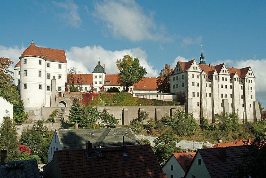 Ansicht Schloss Nossen (c) Schlösserland Sachsen