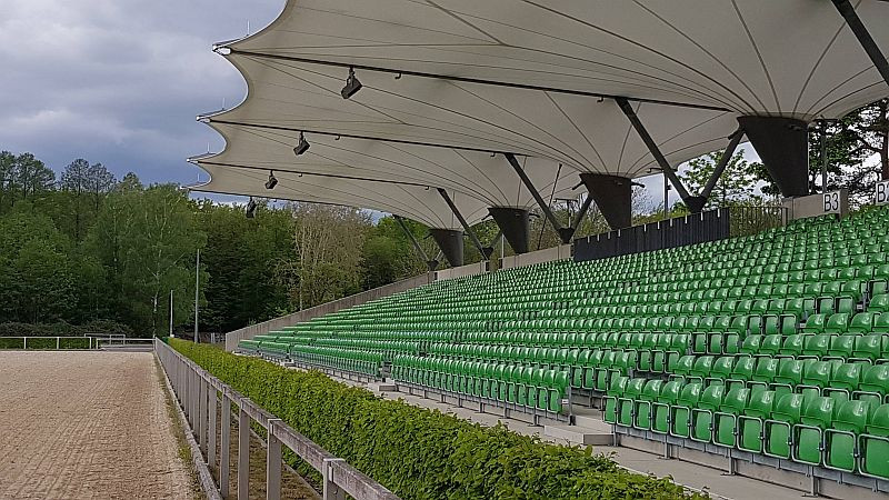 Arena Landgestüt Moritzburg (c) kuka