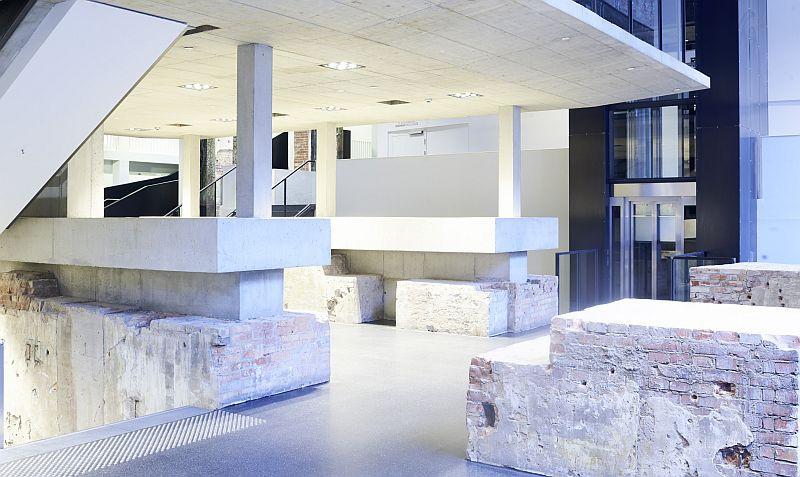 Staatsoperette Dresden innen Foyer (c) PR