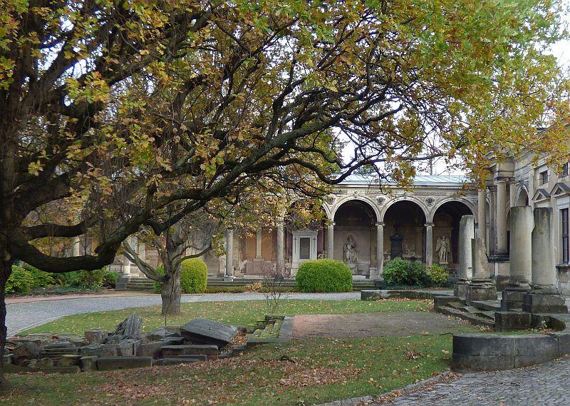 Neuer Annenfriedhof (c) Denkmalfort