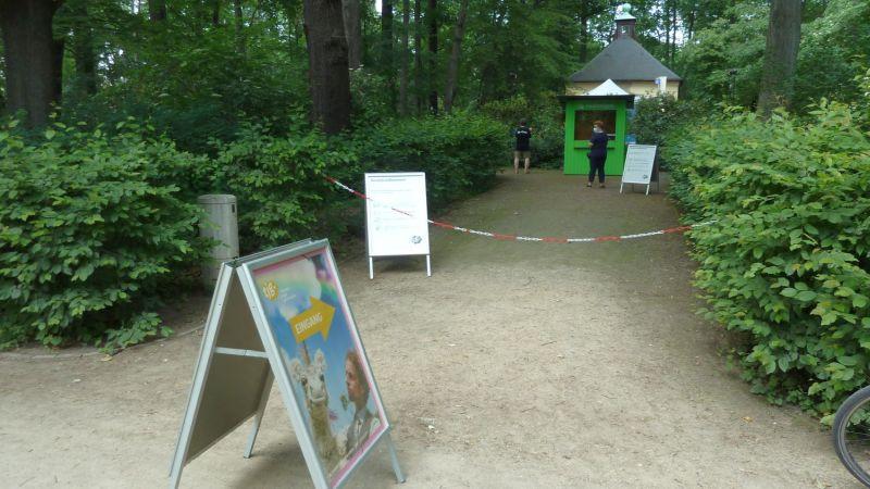 Sonnenhäusel Puppentheater im Großen Garten (c) KuKa