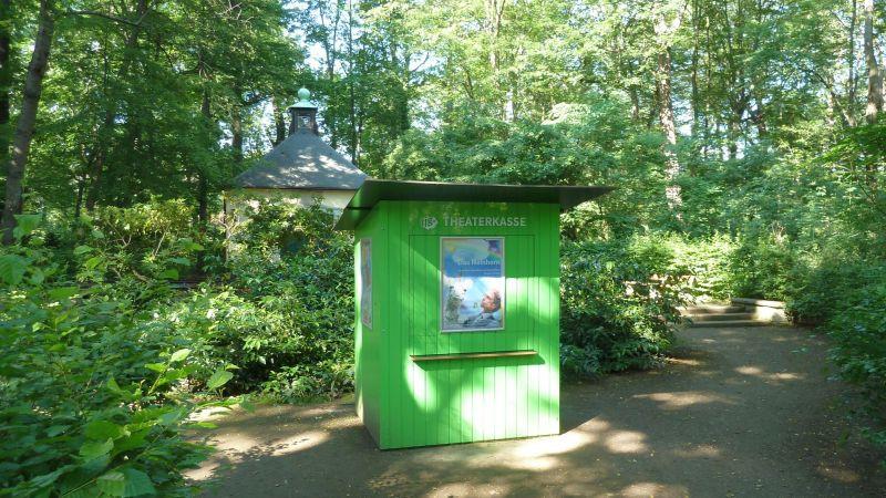 Sonnenhäusel Puppentheater im Großen Garten-2 (c) Kuka